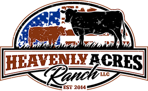 Heavenly Acres Ranch Logo